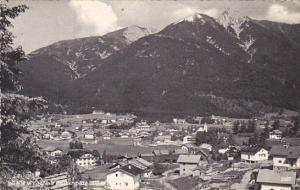 Austria Seefeld mit Reitherspitze Real Photo