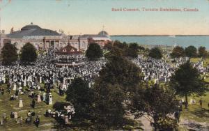 Band Concert Toronto Exhibition , TORONTO , Ontario , Canada , PU-1913