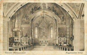 Hungary templom Mariaremete