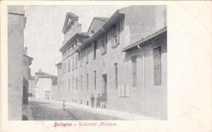 Bologna - Distretto Militare , Italy , 1890s