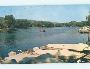 Pre-1980 EAST ARM OF BIRCH COVE Greenwood Lake - Near Woodbury NY hp7133