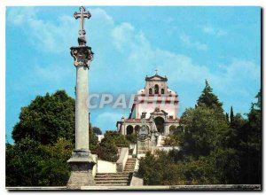 Postcard Modern Leiria Estremadura Sanctuare of Our Lady of the Incarnation