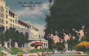 AUGUSTA, Georgia, 1930-40s ;  Bon Air Hotel