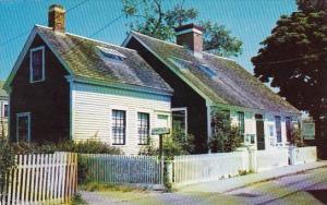 Massachusetts Cape Cod The Oldest House Provincetown