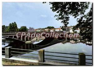 Postcard Old Chabanais Le Pont Neuf