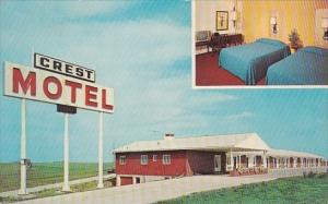 Iowa Williamsburg The Crest Motel