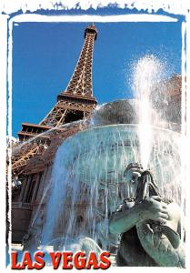 Paris Hotel - Las Vegas, Nevada