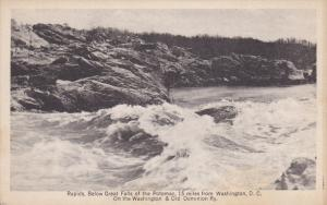 Rapids, Below Great Falls of the Potomac, 15 Miles from WASHINGTON D.C., 00-10's