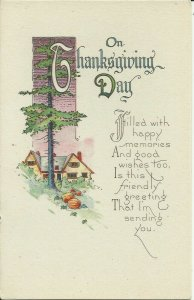 On Thanksgiving Day.. Series 1265 C
