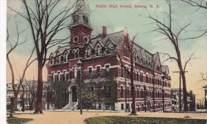 High School , ALBANY , New York , 00-10s
