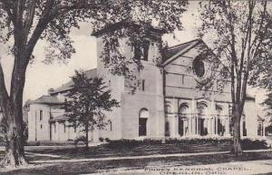 Ohio Oberlin Finney Memorial Chapel Oberlin College Albertype