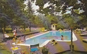 Vermont Killington Summit Lodge Swimming Pool