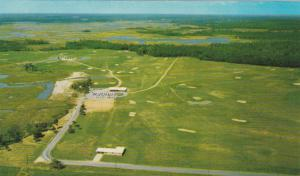 OCEAN CITY , Maryland, 1960s ; Golf & Country Club overlooking Sinepuxent Bay