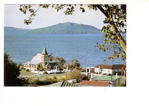 Church, Ohinemutu, Rotorua, New Zealand,