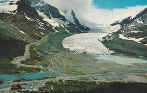 Columbia Ice Fields , B.C. , Canada , 40-60s