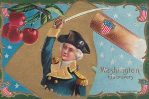 George Washington , Axe , 1910
