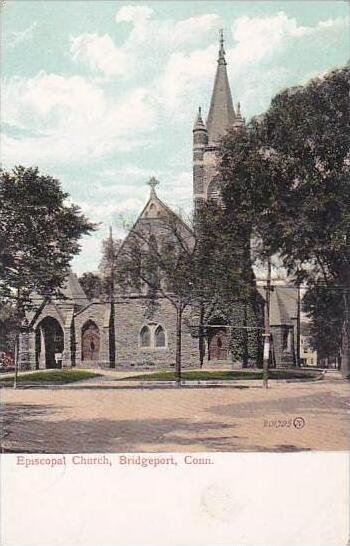 Connecticut Bridgeport Episcopal Church