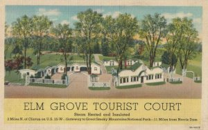 KNOXVILLE ,Tennessee, 1930-40s ; Elm Grove Court