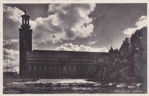 RP, Stadhuset, Stockholm, Sweden, PU-1930