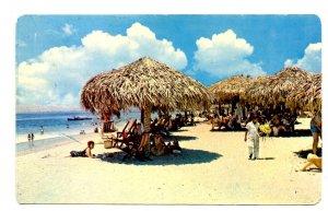 Mexico - Puerto Vallarta. Beach Scene