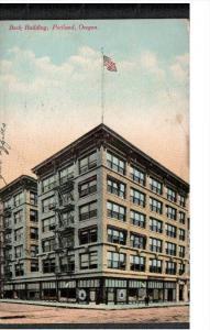 PORTLAND, Maine, PU-1910; Back Building