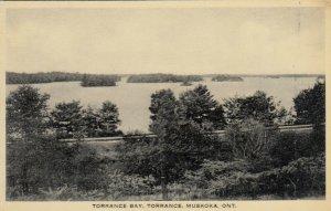 TORRANCE, Muskoka, Ontario, Canada, 1900-10s; Torrance Bay
