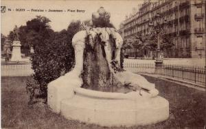 DIJON, Fontaine, Jeaunesses, Place Darcy, Cote d'Or, France, 00-10s