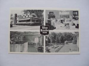 Unused pre-1980 THE KREBS RESTAURANT & HOTEL Skaneateles New York NY y5760
