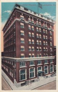 LEXINGTON, Kentucky, 00-10s; Hotel Phoenix
