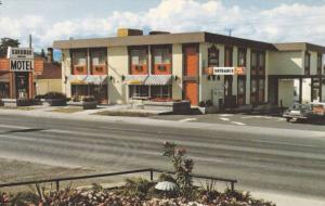 Sandman Motel , KAMLOOPS , B.C. , Canada , 50-60s