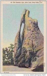 The Needle's Eye State Park Black Hills South Dakota