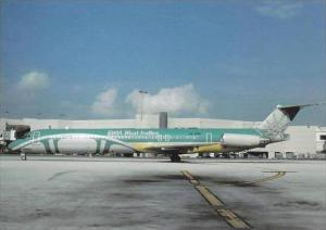 Bwia West Indies BWIA International Mcddouglas MD 83 9Y Thr