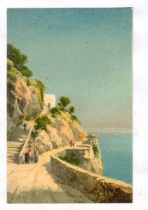 Scene, Capri (Naples), Campania, Italy, 1900-910s