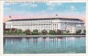 Bureau Of Printing And Engraving Washington D C
