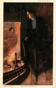 Firelight Fancies - He.  Arist: Alfred James Dewey