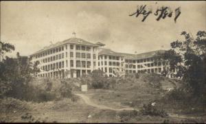 Panama - Hotel Ancon c1905 Real Photo Postcard