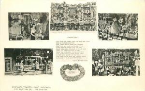 Clifton's Pacific Seas Cafeteria 1940s Multi View Los Angeles Washington 9144
