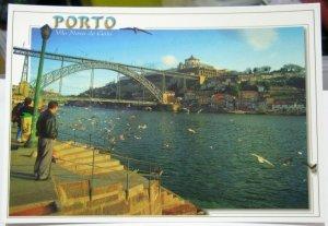 Portugal Porto Vila Nova de Gaia Ponte D Luis I - unposted