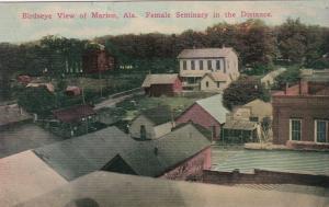 MARION, Alabama, 1900-1910's; Female Seminary