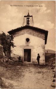 CPA AK LA CULA - Chapelle du XVII siecle (580752)
