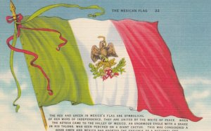 Flag of Mexico , 30-40s