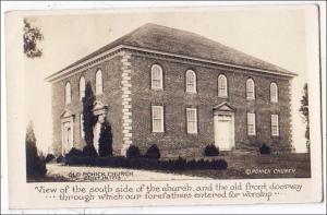 VA - RPPC, Old Pohick Church
