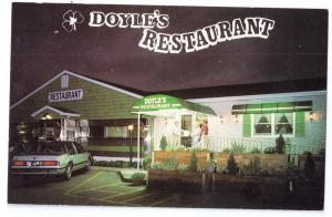 Selbyville Delaware DE Doyles Restaurant Advertising PC