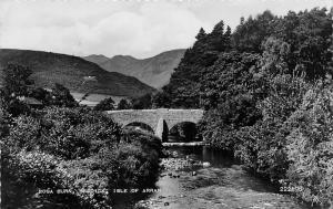 Isle of Arran, Brodick, Rosa Burn 1959
