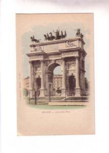 Nice Tint, Peace Arch, Milano, Italy