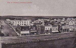 DIDSBURY, Alberta , Canada , 1900-10s; Business Block