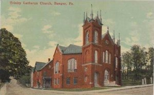 Pennsylvania Bangor Trinity Lutheran Church