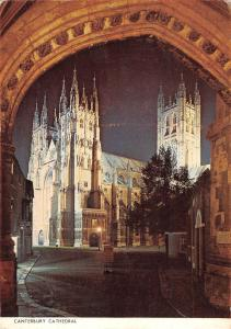 BR92231 canterbury cathedral   uk