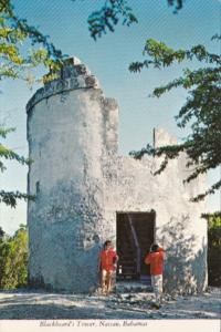 Bahamas Nassau Blackbeard's Tower On Eastern Road