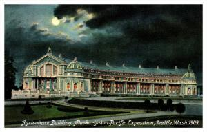 21683  Alaska-Yukon Pacific Expo Agriculture Building